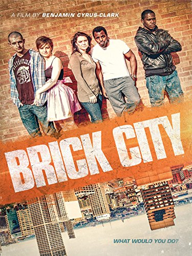 Brick City Cover