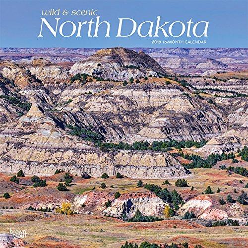 North Dakota Wild & Scenic 2019 Square