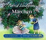 Märchen. 4 CDs Lesung (Oetinger Audio)