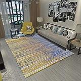 Chenteshangmao Blaues Sternenlicht, Wohnzimmer Couchtisch Zu Hause Rechteckigen Teppich, Modernen Minimalistischen Nordischen Teppich, Geeignet Für Wohnzimmer Schlafzimmer Studie, Drei Größen, Polyest