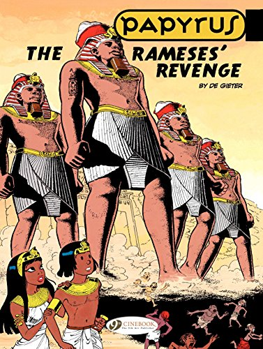 Papyrus - Volume 1 - The Rameses revenge (English Edition) eBook ...