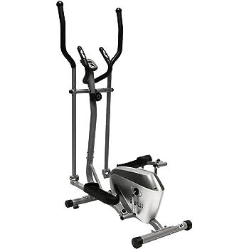 Bentley Fitness - Bicicleta elíptica de entrenamiento cardiovascular
