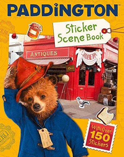 Paddington: Sticker Scene Book: Movie tie-in (Paddington 2 Film Tie in) por PADDINGTONÔÇÖS WORLD STICKER PB -
