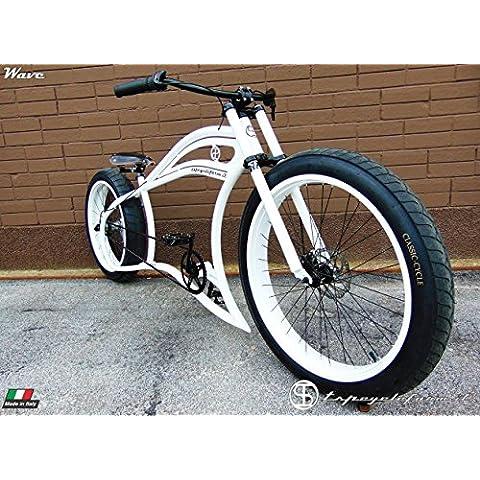 Fat bike Cruiser custom