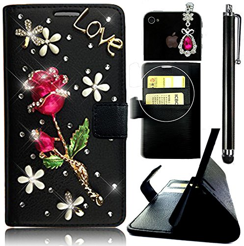 sunroyalr-3-in-1-creative-3d-custodia-in-pu-pelle-protettiva-diamante-strass-nero-borsa-per-samsung-