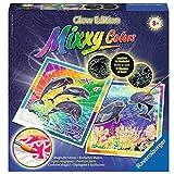 Ravensburger 29435 - Mixxy Colors - Welt der Delfine