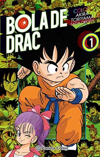 Bola de Drac Color Origen i Cinta Vermella nº 01/08 (Dragon Ball Color) (Catalan Edition) por Akira Toriyama