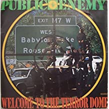"Welcome To The Terrordome - Public Enemy 7"" 45"