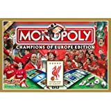 Monopoly - Liverpool Champions of Europe Edition