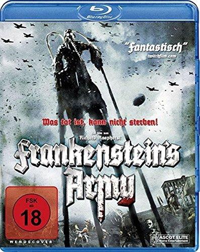 Preisvergleich Produktbild Frankenstein's Army [Blu-ray]