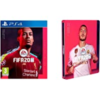 FIFA 20 - Champions - Steelbook Edition - PlayStation 4