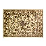 Flair Rugs Sincerity sherbourne Tapis rectangulaire Motif Ancien 120 x 170 cm Beige...