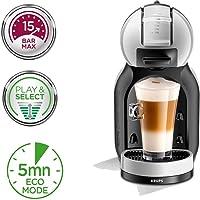 KRUPS Dolce Gusto Mini ME YY3888FD Gris - Machine à café Expresso et Autres Boissons automatiques