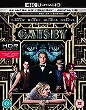 The Great Gatsby (4K Ultra HD Blu-ray) [Includes Digital Download] [2016]