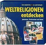 Weltreligionen entdecken: Judentum, Christentum, Islam. Das Memospiel