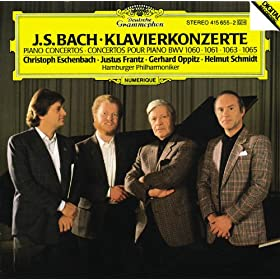 J.S. Bach: Concerto for 2 Harpsichords, Strings, and Continuo in C, BWV 1061 - 2. Adagio ovvero Largo