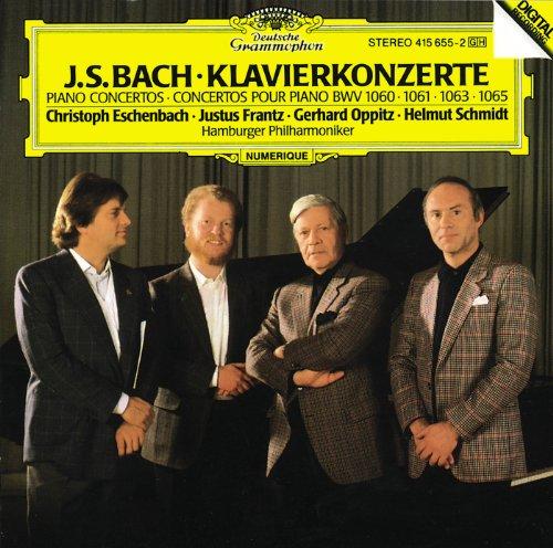 J.S. Bach: Concerto for 4 Harp...