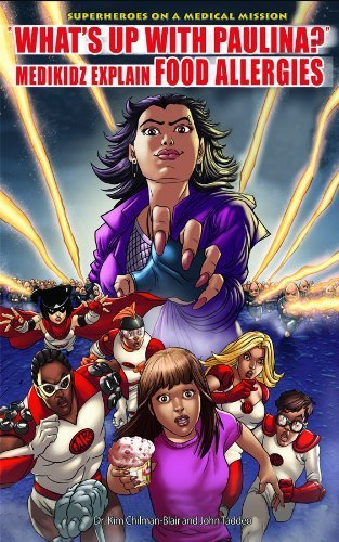 What's Up With Ella?: Medikidz Explain Diabetes (Superheroes on a Medical Mission) by Kim Chilman-blair (2010-01-15)