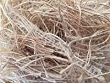 Bird Nesting Material Jute 100g for Birds Finches, Canary, Budgie etc