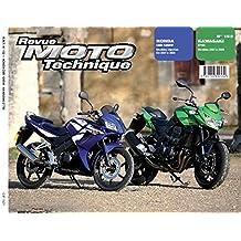 Kawasaki Z750 ; Honda CBR125R (Revue Moto Technique)
