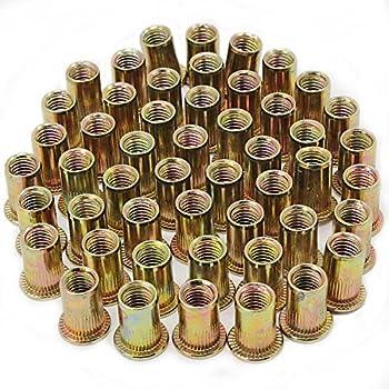 A-RM10 Assortimento rivetti filettati M10 aluminium 50 pezzo