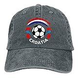 Baseball Jeans Cap Croatian Flag and Football Men Women Snapback Casquettes Adjustable Dad Hat ny cap...