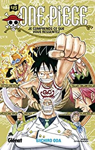 One Piece Edition originale Je comprends ce que vous ressentez