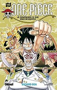 One Piece Edition originale Je comprends ce que vous ressentez