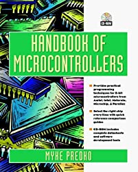 Handbook of Microcontrollers with CDROM (TAB Electronics Technical Library) by Michael Predko (1998-08-27)