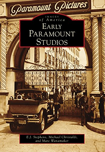 early-paramount-studios-images-of-america-english-edition