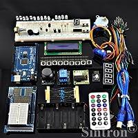 [Sintron] MEGA 2560 Master Kit + Motor Servo LCD Joystick Module for Arduino AVR