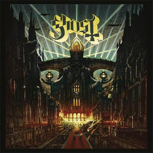 Ghost: Meliora + Popestar EP (Deluxe Edt.) (Audio CD)