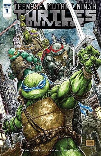 Teenage Mutant Ninja Turtles Universe #1 (English Edition ...
