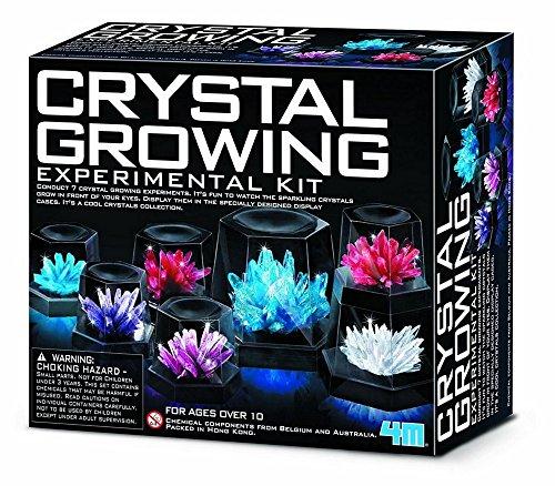 4M Experimentelles Kit für Kristallzüchtung