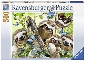 Ravensburger Ravensburger-14790 8 Puzzle 500 Piezas, Multicolor (1)