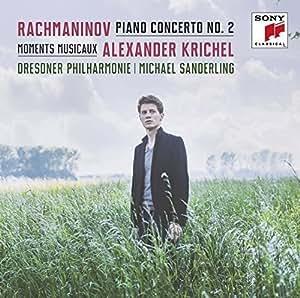 Rachmaninov: Klavierkonzert Nr. 2 & Moments musicaux