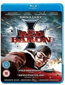 Red Baron [Edizione: Regno Unito] [Blu-ray] [Import anglais]