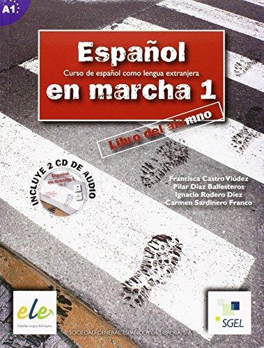 Espanol en marcha, Vol. 1: Curso de Espanol como lengua extranjera, Libro del alumno (Book & CD-ROM) (Spanish Edition) by Carmen Sardinero Franco (2004-11-21)