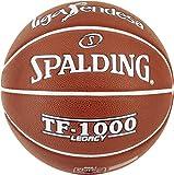Spalding Acb Tf1000 Legacy Sz.7 74-563Z Balón de baloncesto, Ladrillo, 7