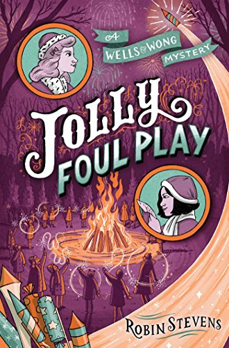 Jolly Foul Play (Wells & Wong Mystery)