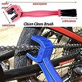 Motorrad Fahrrad Kette Reinigung Bürste Motor Bike amphoe Chian Reinigung Werkzeug 1