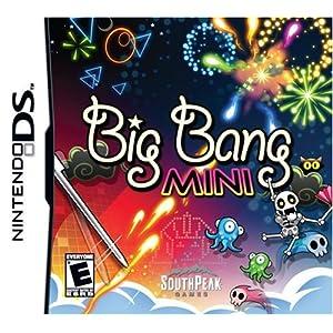 Big Bang Mini [DS] – Das lustige Feuerwerk Spiel
