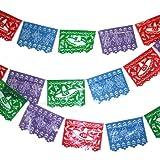 Fun Express?plástico Mexicano Cutout Banner