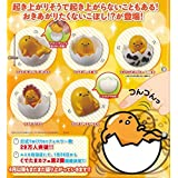 Capsule Sanrio Gudetama Rolling up dolls set of 5 by Gudetama