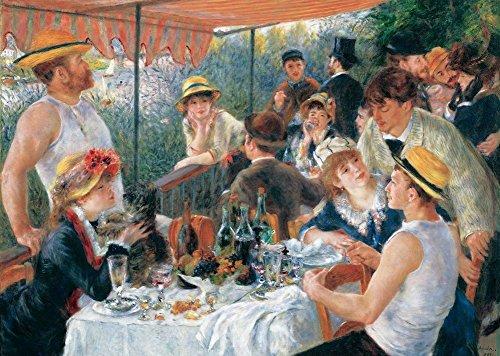 Puzzle Michèle Wilson - Le Déjeuner des Canotiers - Bois - W61-50