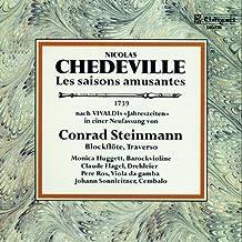 Les Saisons Amusantes [Swiss Import] by Nicolas Chedeville (1999-06-07)