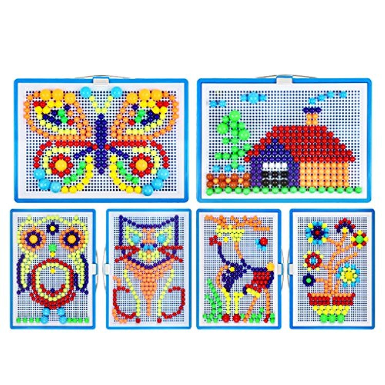 95e7861a254dc Puzzle Enfant Jeu De Construction Mosaïque Jouet Educatif Créatif ...