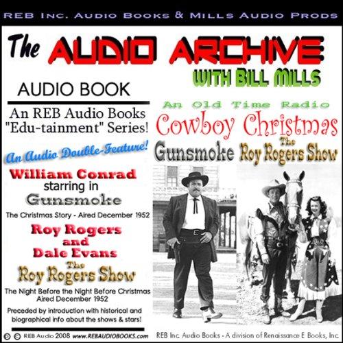 A Cowboy Christmas  Audiolibri