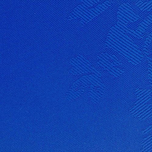 Charlotte Thomas Damast Rose Tischdecke Zirkular 88cm royal blau (Seafoam Tischdecken)