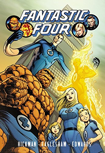 [Fantastic Four: v. 4] (By: Jonathan Hickman) [published: November, 2011]